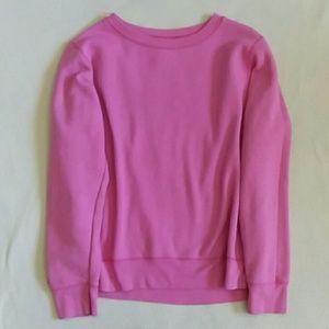 Pink Loungewear Sweatshirt